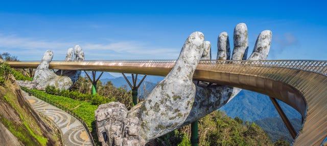 Excursión a la Colina de Ba Na y Puente Dorado