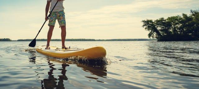 Kayak o paddle surf en Cam Thanh