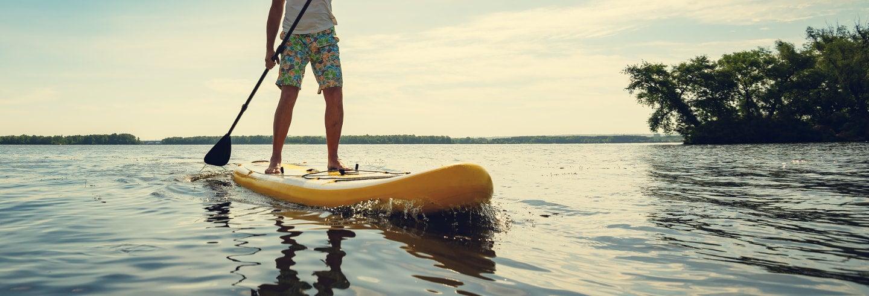Kayak o paddle surf a Cam Thanh
