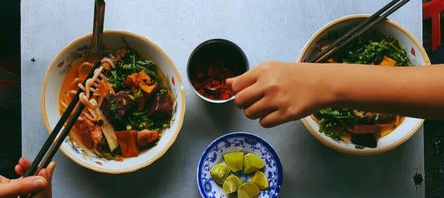 Tour gastronómico en bicicleta por Hoi An