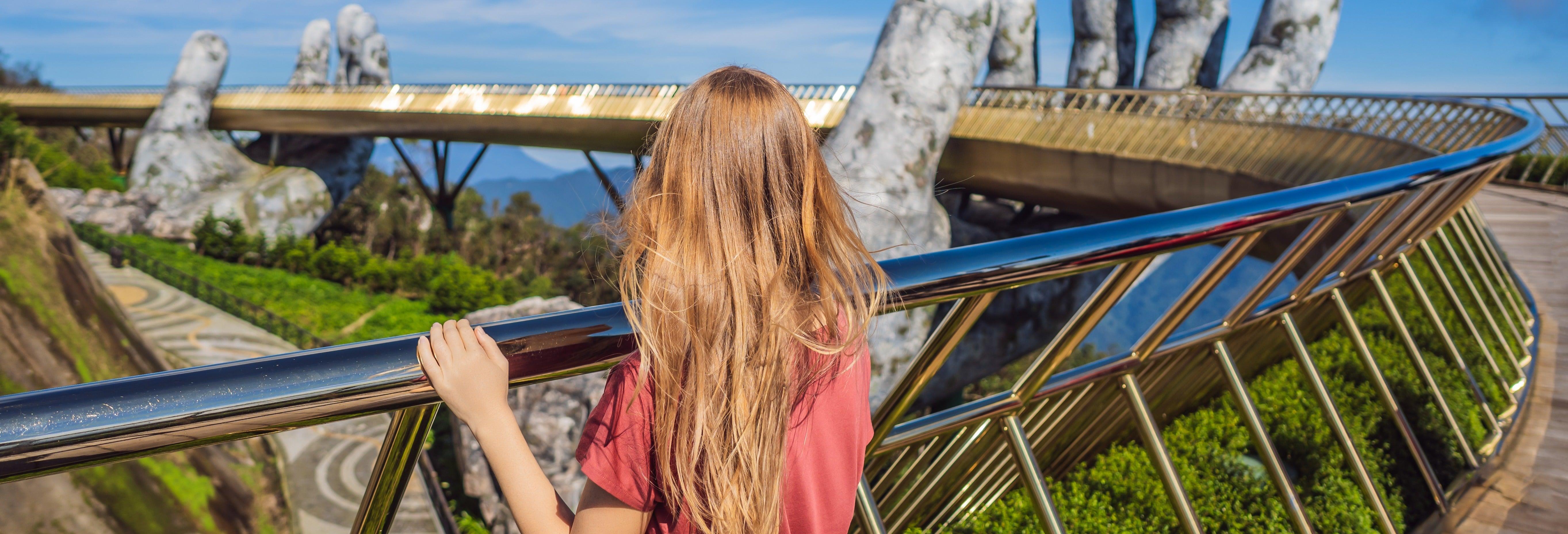 Excursion à la colline de Ba Na et au Pont Doré