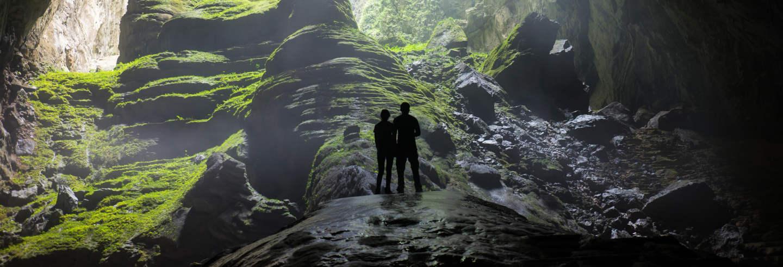 Excursion aux grottes de Phong Nha
