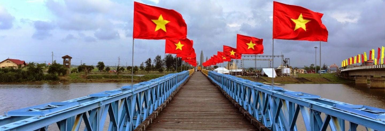 Excursão à zona desmilitarizada do Vietnã