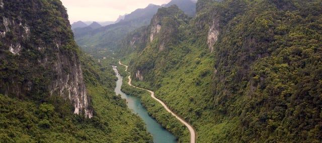 Tour de aventura por Phong Nha-Ke Bang