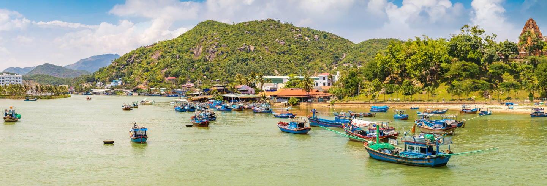 Pesca y snorkel en las islas de Nha Trang