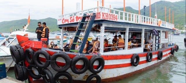 Tour por las islas de Nha Trang