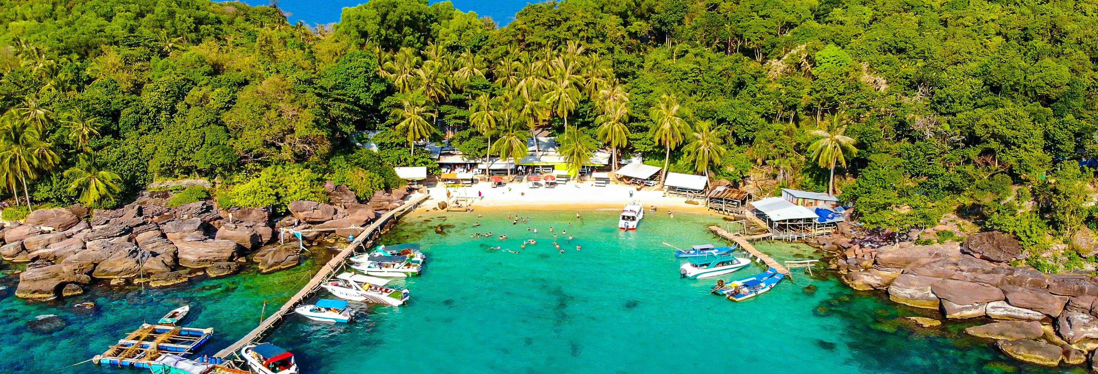 Excursión de 2 días a la isla May Rut