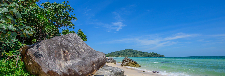 Excursão às ilhas May Rut e Buom