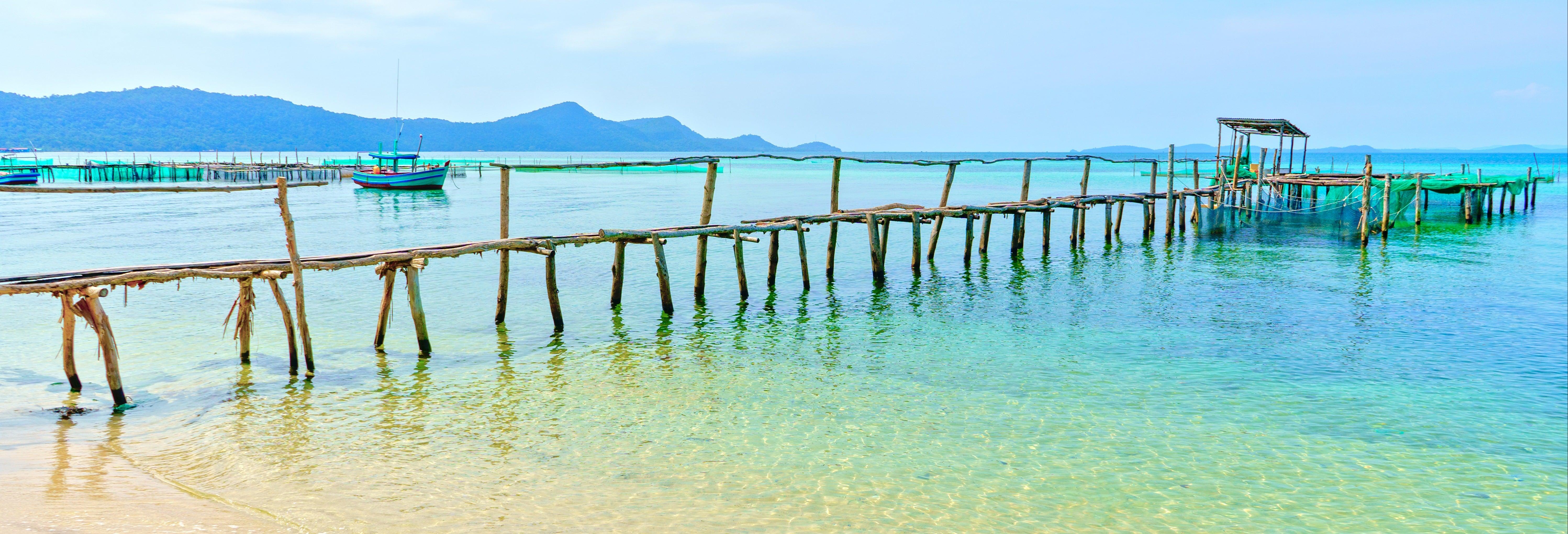 Tour pelo norte de Phu Quoc
