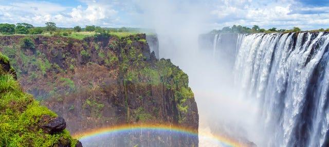 Gorge swing en Livingstone