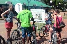 Tour por Victoria Falls en bicicleta