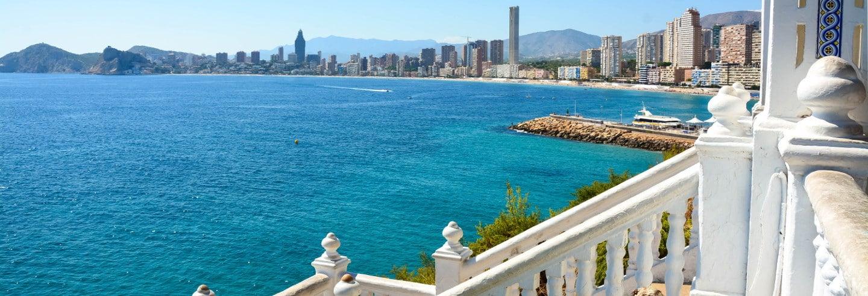 The Costa Blanca