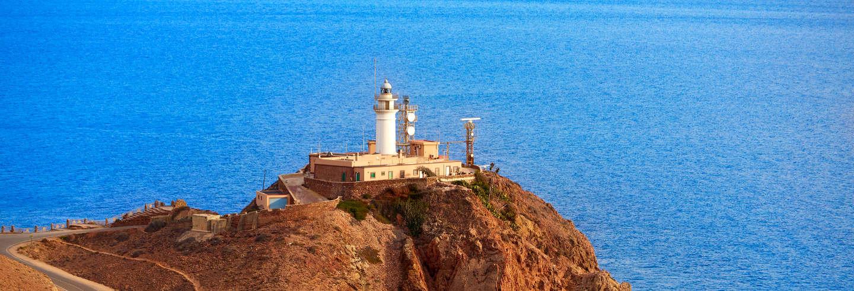 The Almeria coast